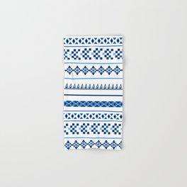 Traditional Influence Pattern I Hand & Bath Towel