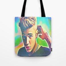 Justin B. Tote Bag