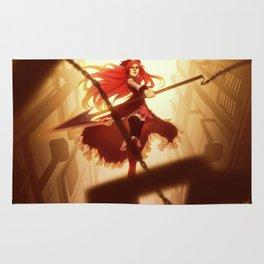 Madoka Magica: Kyoko Rug