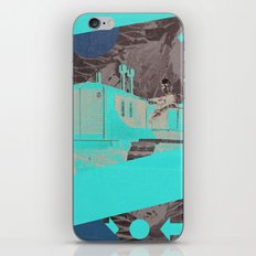 Red Valley iPhone & iPod Skin