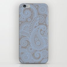 Paisley Mist iPhone & iPod Skin