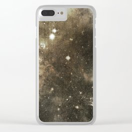 Southwest Space Clear iPhone Case
