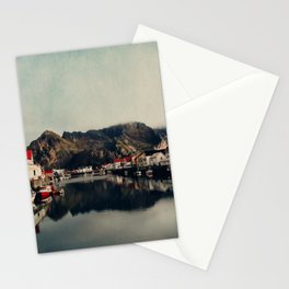 mountain life Stationery Cards
