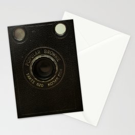 Popular Brownie 620 Stationery Cards