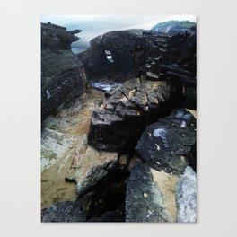 "Indian Cave @ Arecibo ""Cueva del Indio"" 2 Canvas Print"