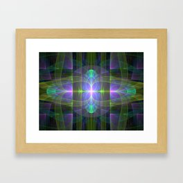 Alien Birth 1 Framed Art Print