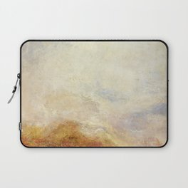 A mountain scene by Joseph Mallord William Turner, 1845 Laptop Sleeve