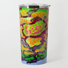 Cabbage Rose Travel Mug