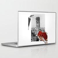 metropolis Laptop & iPad Skins featuring Metropolis by Lerson