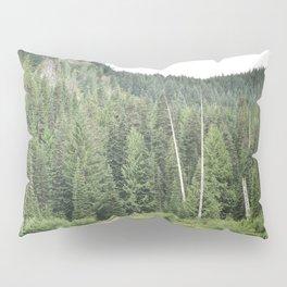 Burnt Lake, Oregon Pillow Sham