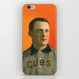 Orval Overall, 1909 iPhone Skin
