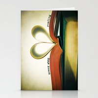 read Stationery Cards featuring Read by Lawson Images