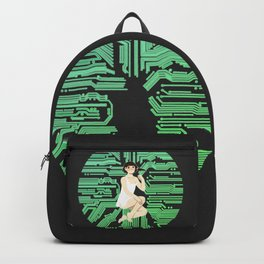 Lain, wired Backpack