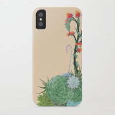 Beauty Lies in Sand iPhone X Slim Case