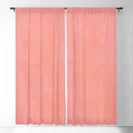 Peach Texture Blackout Curtain