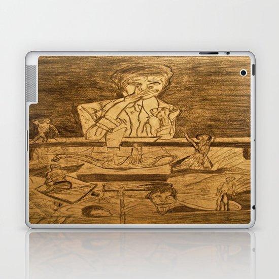mind at work  Laptop & iPad Skin