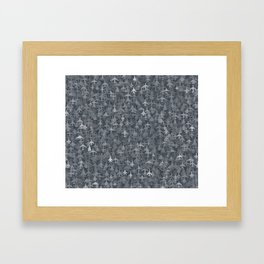Airplanes camouflage Framed Art Print