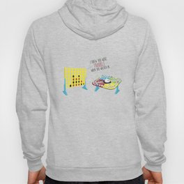 I Knew You Were Trouble Hoody