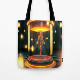 Project Ember Tote Bag
