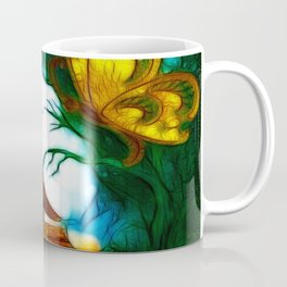 MuShroom Valley Whimsical Fantasy Coffee Mug