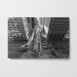 Park Avenue South Metal Print