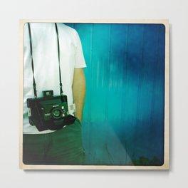 Polaroid passion Metal Print