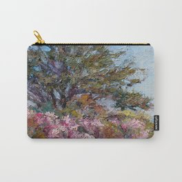 In The Pink — Point Lobos, Carmel, California Carry-All Pouch