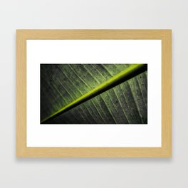 Green Machine Framed Art Print