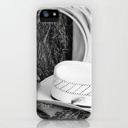 Cowboy Still Life iPhone Case