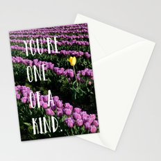 You're One of a Kind Stationery Cards