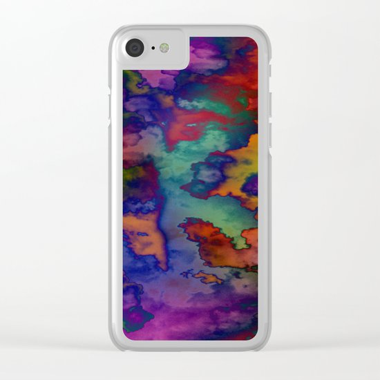 RENAISSANCE Clear iPhone Case