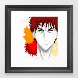 Kagami Framed Art Print