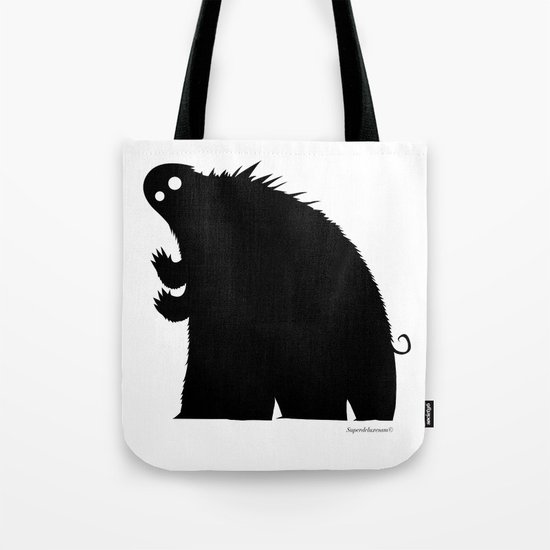 Original Monster Tote Bag