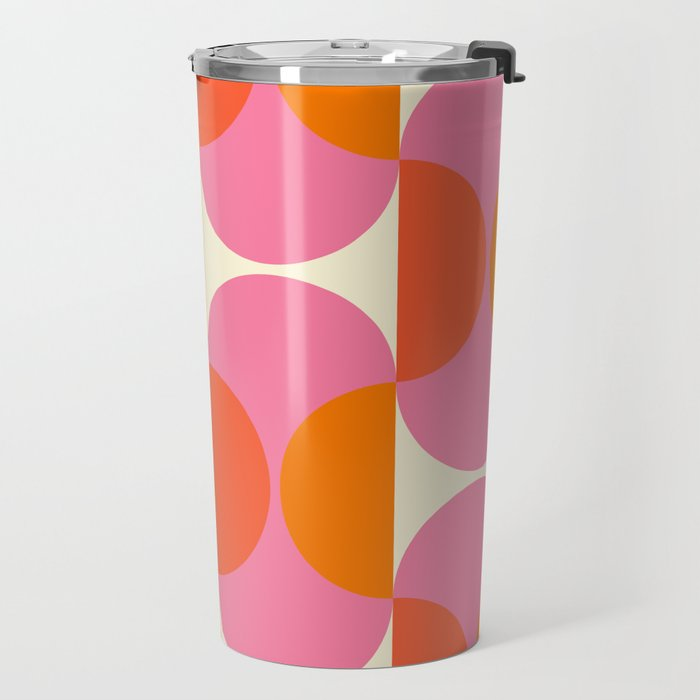 Capsule Sixties Travel Mug