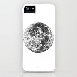 Pure Lunacy iPhone Case