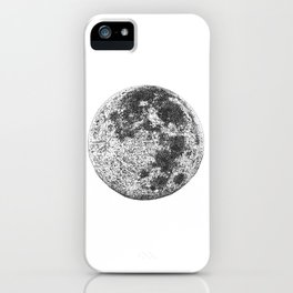 Pure Lunacy iPhone Case