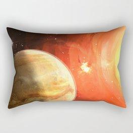 Planet Venus Rectangular Pillow