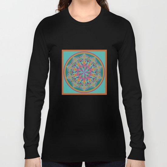 Mandala 15 Long Sleeve T-shirt