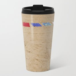 Beach Towels Travel Mug