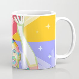 Iniesta Copa Del Rey Coffee Mug