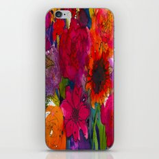 Into The Garden iPhone & iPod Skin