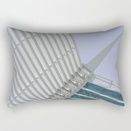 C A L A T R A V A | architect | Milwaukee Rectangular Pillow