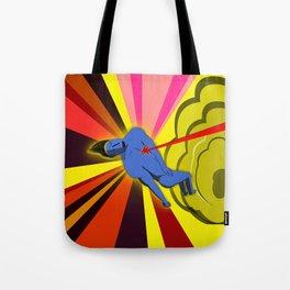 El superhéroe Tote Bag