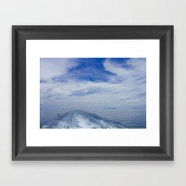 Koh Samui Journey 05 Framed Art Print