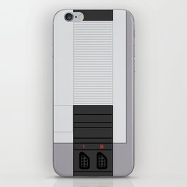 NES iPhone Skin