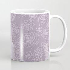 Faded Desert Floral Mug