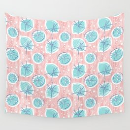 Atomic Lemonade_Rose Quartz Wall Tapestry