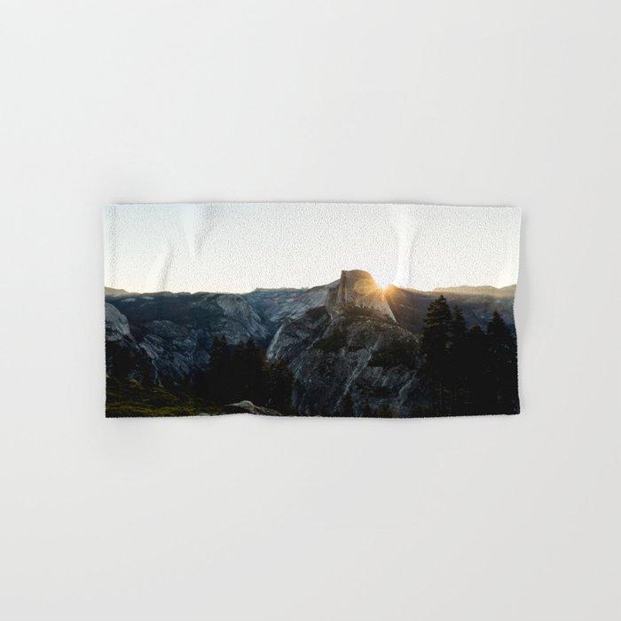 Beautiful Yosemite Hand & Bath Towel