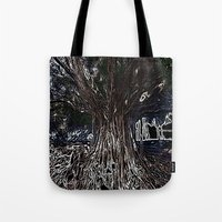 fig Tote Bags featuring Fig by Shemaine