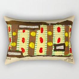 Natural Team Leaders Rectangular Pillow